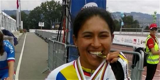 Dos platas para Colombia  en el Mundial de Paracycling