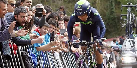 Los 13 colombianos que estarán en la Vuelta a España