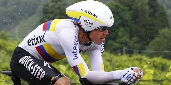 Rigoberto Urán liderará a Colombia en el Mundial de Ruta