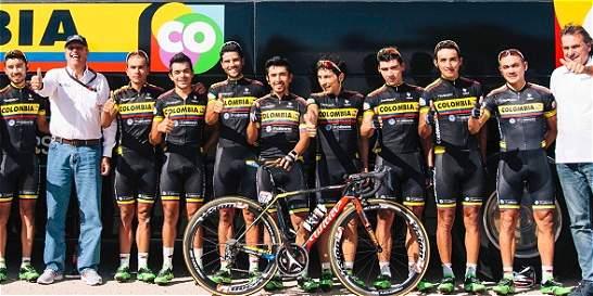 El Team Colombia tiene las horas contadas