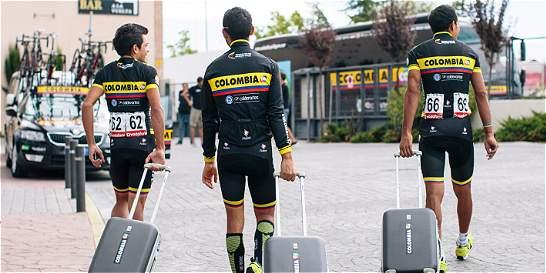 Ciclistas del Team Colombia se quedaron sin trabajo