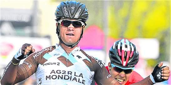 Carlos Betancur, nuevo ciclista del Movistar Team