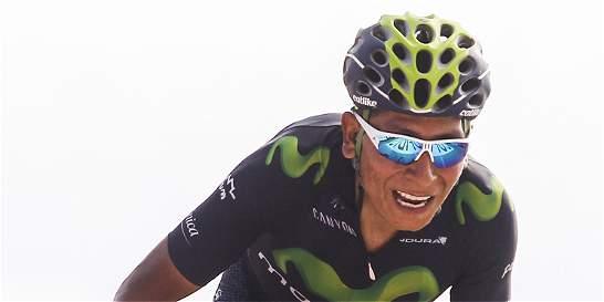 'El Tour tiene mucha montaña y finales que ya conozco': Nairo
