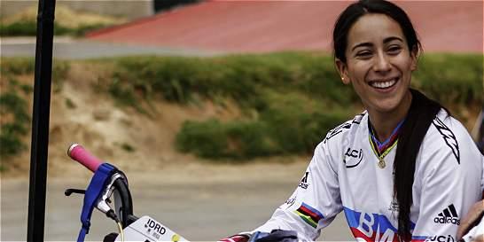 Juegos Nacionales: Mariana Pajón va por el oro que le falta