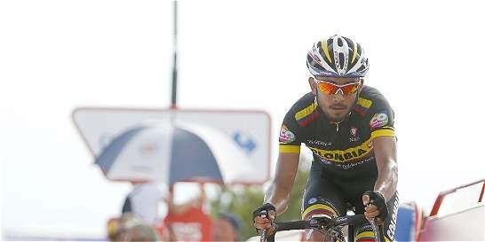 Aún no les pagan a los ciclistas del Team Colombia