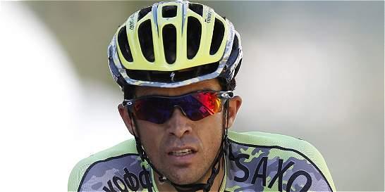 Contador tiene los mismos objetivos de Nairo: el Tour y los Olímpicos
