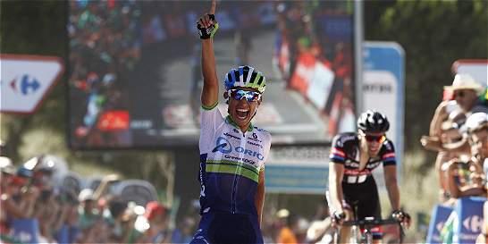 ¿A qué le teme el ciclista bogotano Esteban Chaves?