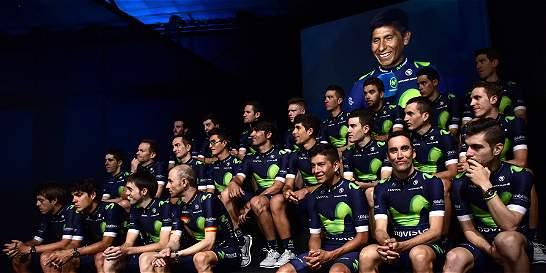 Movistar, el número uno del mundo a la conquista del Tour de Francia