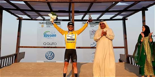 Mark Cavendish ganó la Vuelta a Catar
