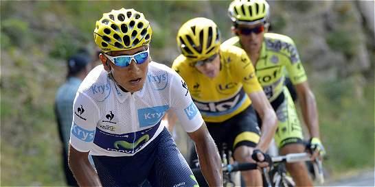 Vuelta a Cataluña, el primer asalto de Nairo, Froome y Contador