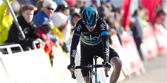 Froome podría correr por tercer año consecutivo la Vuelta a España