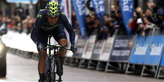 Nairo y Urán, los dolores de cabeza de Froome en la Vuelta a Romandía