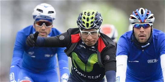 'Sé cómo llegar bien y a punto al Tour': Nairo Quintana