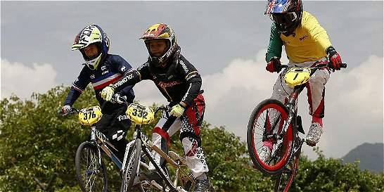 EE. UU., y Australia dominan en inicio del Mundial de BMX de Colombia