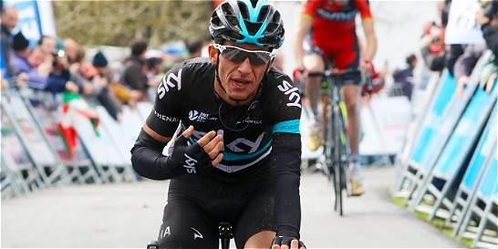 UCI termina investigación de Sergio Henao y puede volver a competir