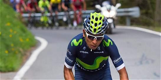 'Los invito a que se unan a mi sueño del Tour de Francia': Nairo