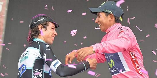 El palmarés de Colombia en la máxima categoría del ciclismo