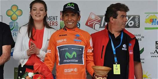 Nairo y López, figuras del mejor momento del ciclismo nacional