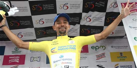 Osorio ganó en El Tambo y Ortega se mantuvo de líder de la Vuelta