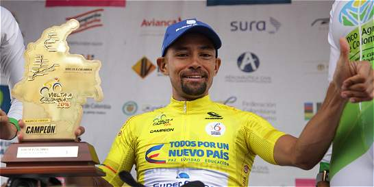 ¡Sí, Ortega lo logró! Venció a Sevilla y ganó la Vuelta a Colombia