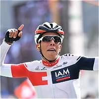 Járlinson Pantano lidera el resto del lote colombiano en el Tour