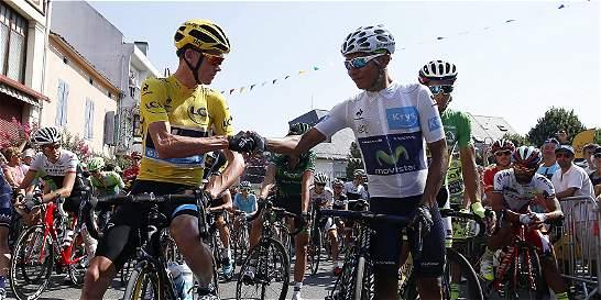 Los cinco factores del gran duelo entre Nairo y Froome en el Tour