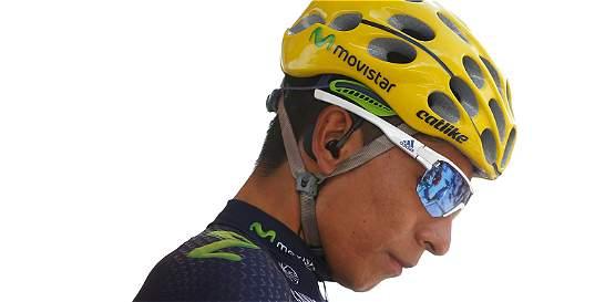 'Un podio en la mejor carrera del mundo es importante': Nairo