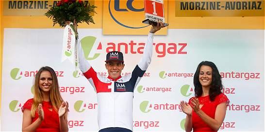 Járlinson Pantano, la revelación de la última semana del Tour