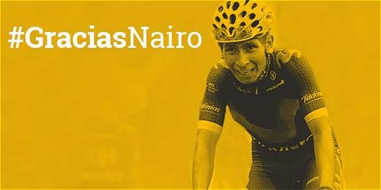 Un día llegará el 'Sueño Amarillo' para Nairo