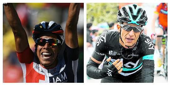 Járlinson Pantano y Sergio Luis Henao también ganaron el Tour