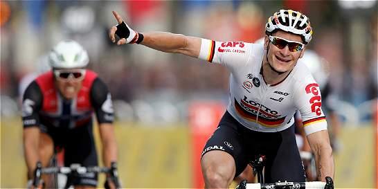 André Greipel ganó la última etapa del Tour de Francia 2016