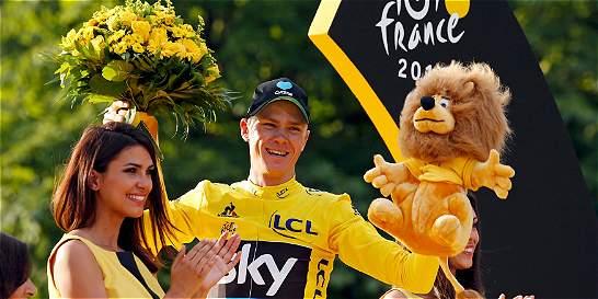 No busquen más disculpas, Froome, el mejor del Tour de Francia