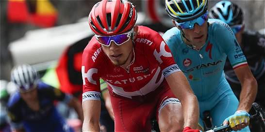 La UCI excluye a seis ciclistas rusos, entre ellos a Zakarin