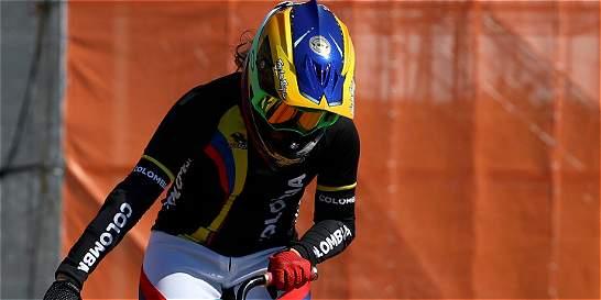 Mariana Pajón y el BMX mantienen viva la ilusión de medalla