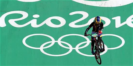Pajón, llegó la hora de dar el salto por el oro en los Olímpicos