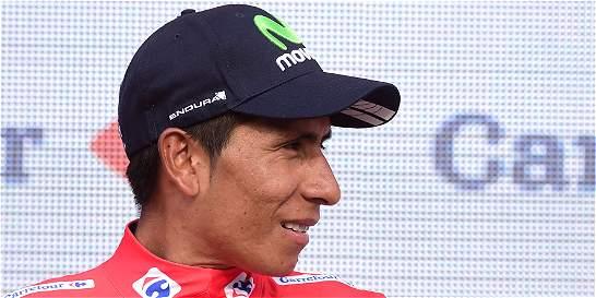 Recorra la etapa 'reina' de la Vuelta a España