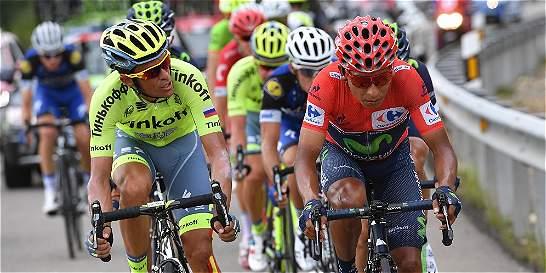 Viveza de Nairo lo tiene a tiro de ganar la Vuelta a España