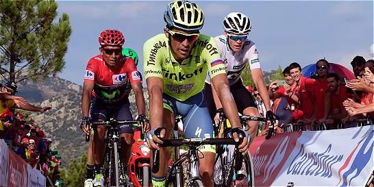 'Quizás ha habido demasiada vigilancia' entre los favoritos': Contador