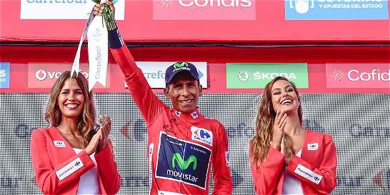 'En la Vuelta me saqué la espina del Tour de Francia': Nairo