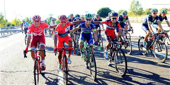La sensacional faena de Colombia en la Vuelta a España