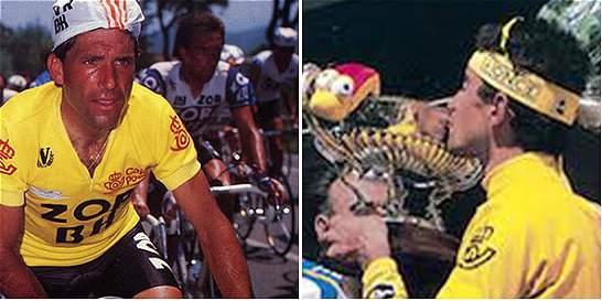 Quintana, bajo la lupa de dos campeones de Vuelta