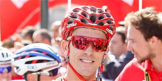 Fernández, gregario de Nairo, cuenta cómo lo ayudó a ganar la Vuelta