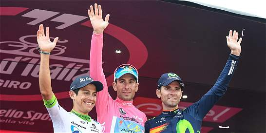 Las primeras 3 etapas del Giro de Italia 2017 se correrán en Cerdeña