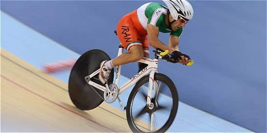 Muere ciclista iraní tras una caída en competición en los Paralímpicos
