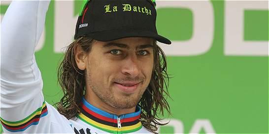 El 'loco' Sagan, el rival de Nairo por ser el mejor del World Tour