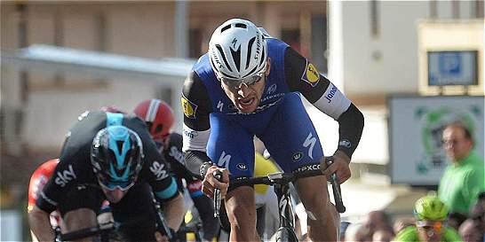 Colombia, con cinco podios en las clásicas de Italia