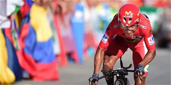 Nairo Quintana no fue el mejor del World Tour