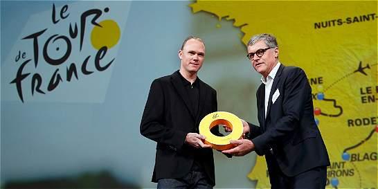 'El Tour se va decidir en los premios de montaña': Froome
