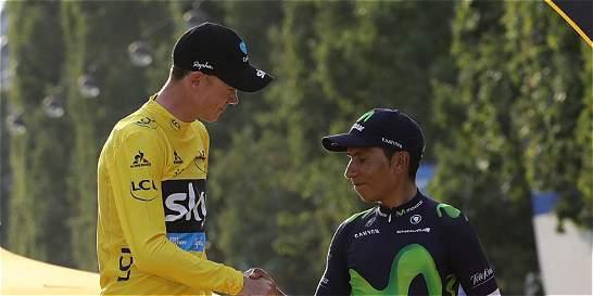 Abren el Tour 2017 para que no sea un duelo Froome-Nairo