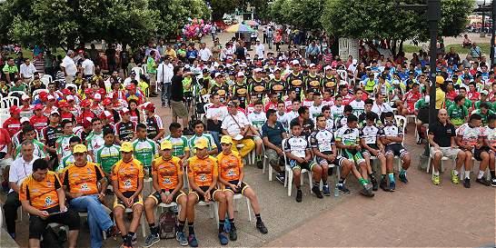 Arrancan la Vuelta del Porvenir y el Tour Femenino